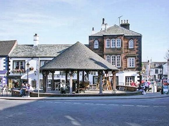 Stainton attractions penrith market town